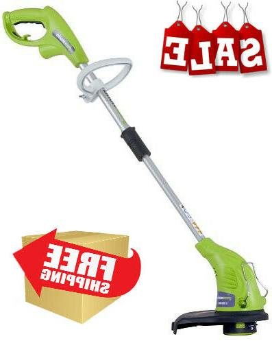string yard trimmer weed eater wacker lawn