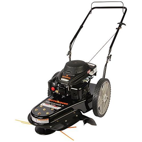 Remington Walk-Behind High-Wheeled String Trimmer