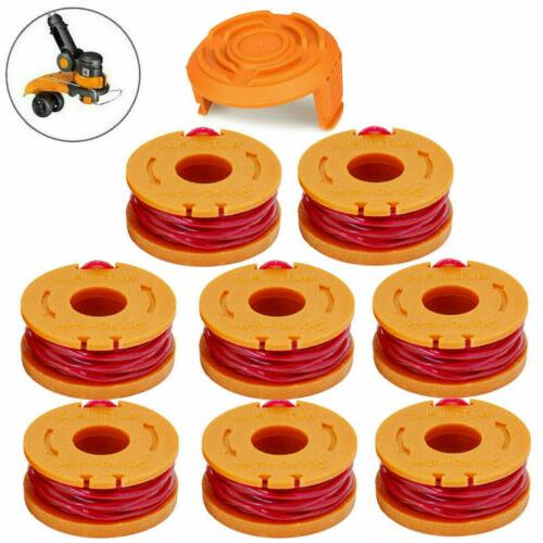 For Worx Trimmer Grass Trimmer Spools Weed Edger 8