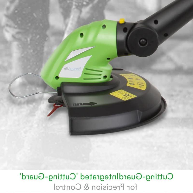 Weed Whacker - Grass Edger String Trimmer w