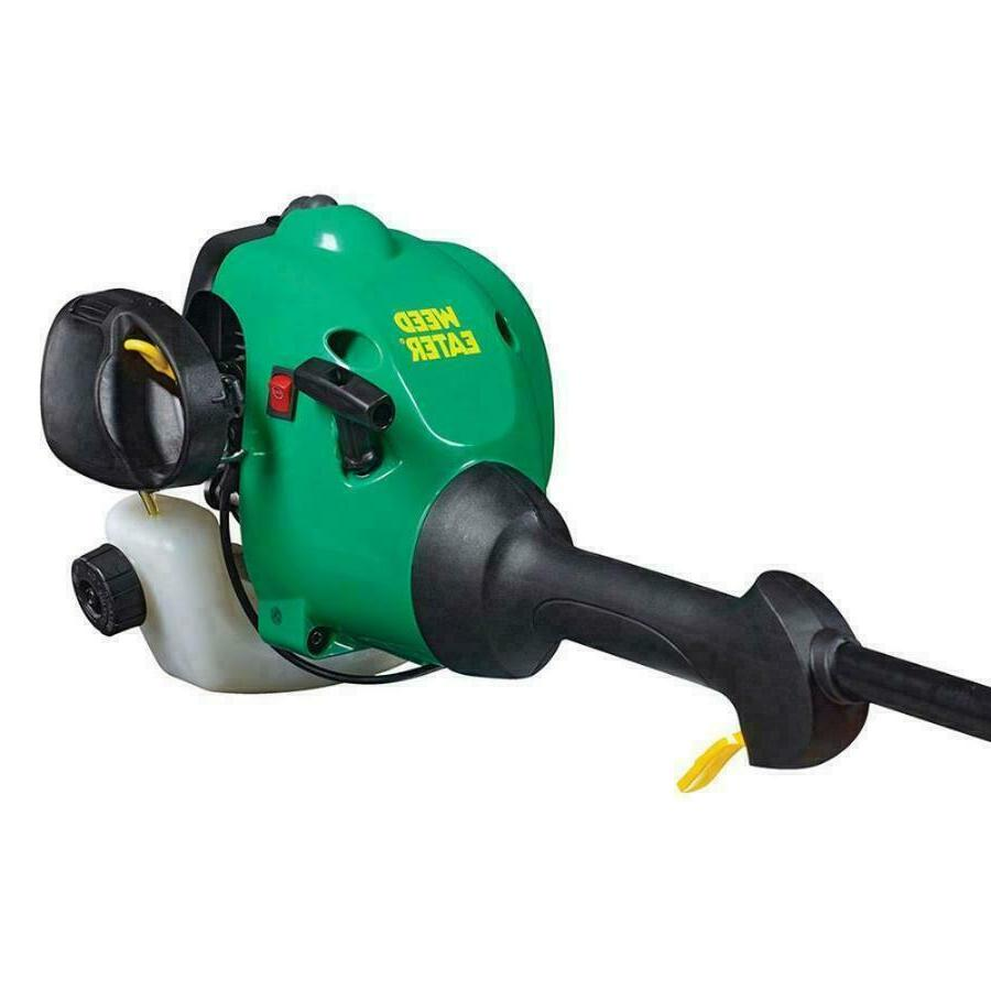 Weed cc 2 16 in Curved Gas String Trimmer Grass