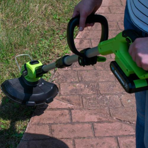 Weed Trimmer Wacker Powered with