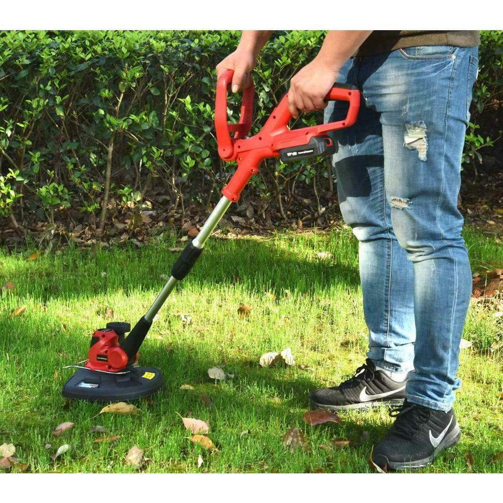 Weed Wacker Cordless String Trimmer