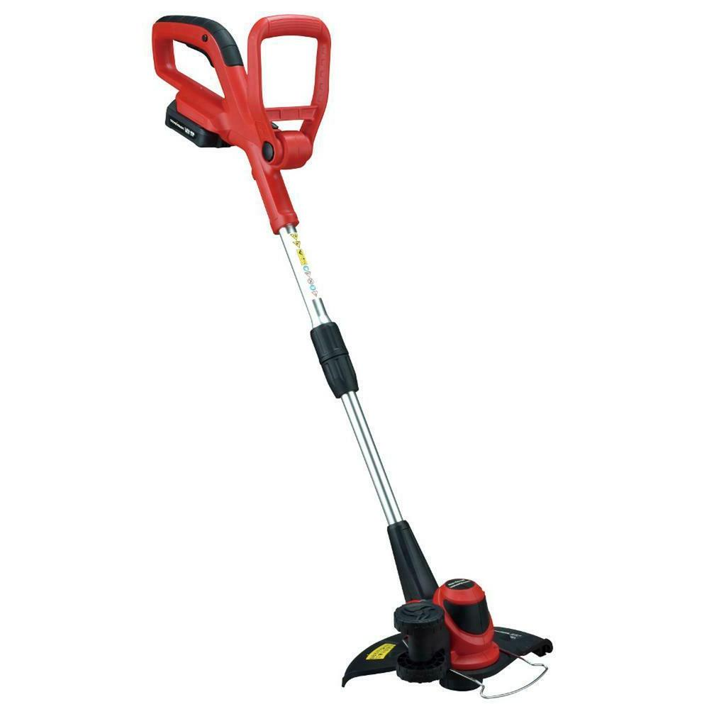 weed wacker 18 volt lithium ion cordless