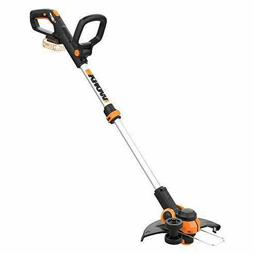 20v electric cordless string trimmer lawn wacker