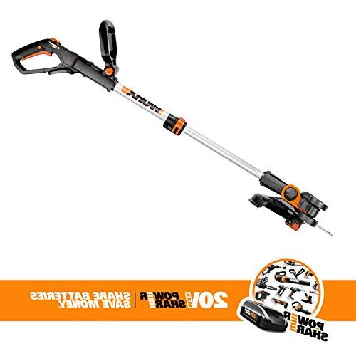 Worx WG163 20V Cordless with 2 Batteries Included
