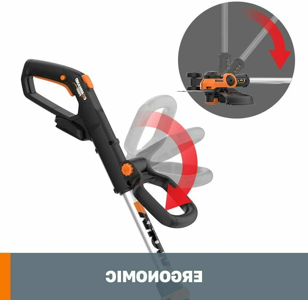 WORX String Trimmer Weed 12-Inch