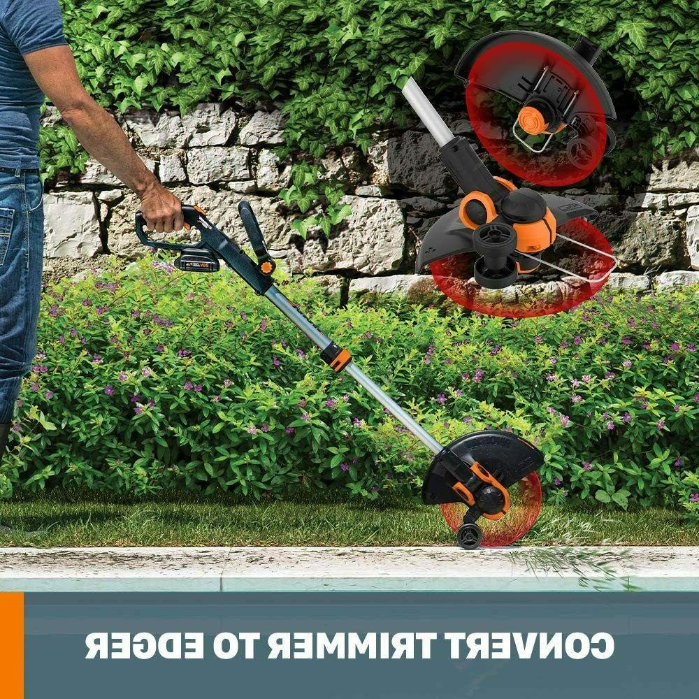 WORX 20V Trimmer Weed Edger 12-Inch ONLY