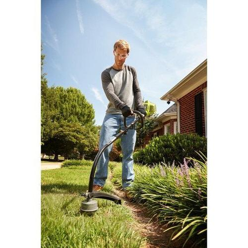 Ryobi ZRRY252CS in. Curved Shaft String Trimmer