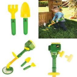 Lawn Garden Weed Trimmer Patio Toddler Child Role Play Set W