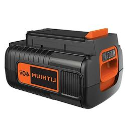 BLACK+DECKER LBX2040 40V 2.0Ah MAX Lithium Ion Battery