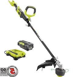 Ryobi 40-Volt Lithium-Ion Cordless Attachment Capable String