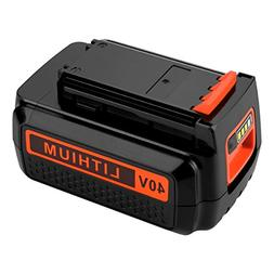 Powilling 40 Volt MAX 2.2Ah Lithium Replacement Battery for