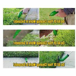 Mini Cordless Trimmer Edger For Garden Garden Weeds Cutter M