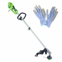 NEW Greenworks 21142 10 Amp 18-Inch Corded String Trimmer w/