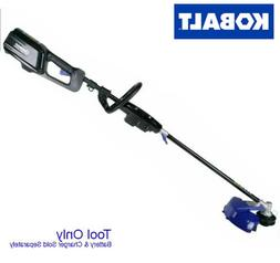 new 40 volt electric cordless weed wacker