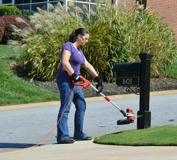 """NEW Craftsman Electric String Trimmer 4.2 AMP 13"""" Lawn Grass"""
