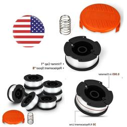 New For Black And Decker Af100 Spool Auto Feed Weed String T
