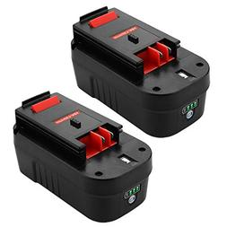 ANTRobut Replacement for Lithium-ion 3000mAh 18V Battery for