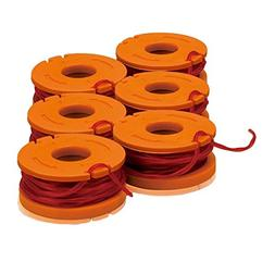 Worx Wa0010 Replacement Spool Trimmer Line
