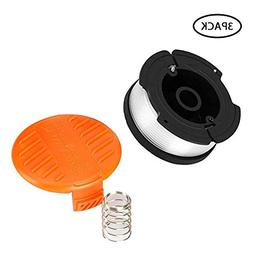 KOBWA Replacement Spool for Black Decker GH400,GH500,GH600,S