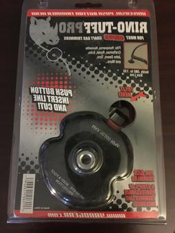 Rino-Tuff Trimmer Weed Eater Head Gas Curved Straight Shaft