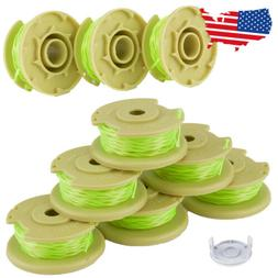 Ryobi One AC80RL3 Trimmer Spool Twisted Line Replace Grass W