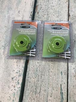Set Of 2 New Earthwise Replacement String Spool Trimmer Line