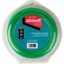 """Makita T-03361 Round Trimmer Line, 0.080"""", Green, 400',"""