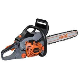 Tanaka TCS40EA18 40cc Gas 18 in. Rear Handle Chain Saw with