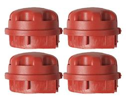 Toro 51954 Trimmer  Replacement Red Bump Knob # 518803003-4p