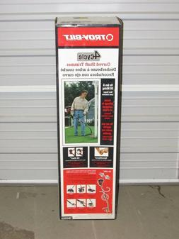"""NEW! TROY BILT 26cc 4-CYCLE 17"""" GAS STRING WEED TRIMMER, TB4"""