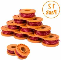 WORX WA0010 Replacement Spool Line For Grass Trimmer/Edger,1