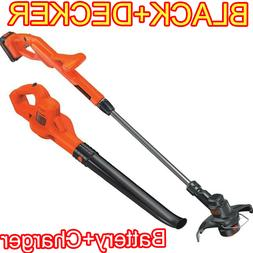 Weed Eater Leaf Blower String Trimmer Edger & Sweeper Combo