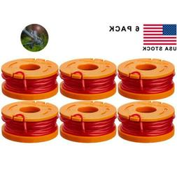 Weed Eater String Spools 6 Pack WA0010 For Worx String Trimm