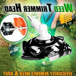 Weed Trimmer Head Lawn Mower Sharpener Weed Trimmer Head for
