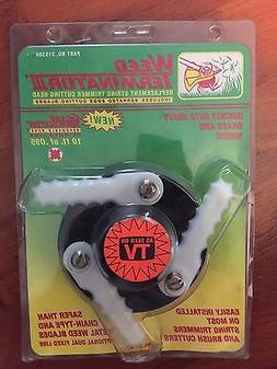 Weed Trimmer Head Terminator III Replacement  Head With Serr