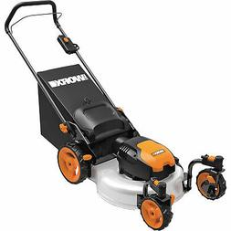 WG719 13 Amp 19 in. Electric Lawn Mower